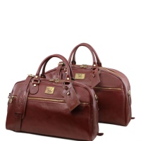 Tuscany Leather  Cestovný set MAGELLAN