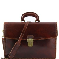 Tuscany Leather Taška AMALFI - Brown