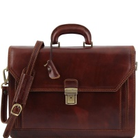 Tuscany Leather Taška ROMA - Brown