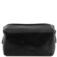 Tuscany Leather Kozmetická taška SMARTY - large - Black