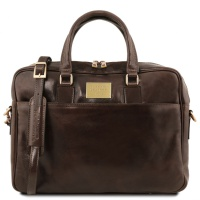Tuscany Leather URBINO - Dark Brown
