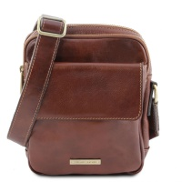 Tuscany Leather  Larry - Kožená Crossbody taška