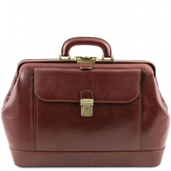 Tuscany Leather Leonardo - Exclusive leather doctor bag