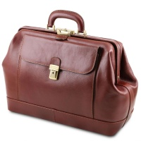 Tuscany Leather Leonardo - Exclusive leather doctor bag -